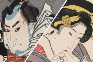 Showdown! Kuniyoshi vs. Kunisada