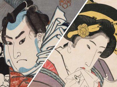 Showdown! Kuniyoshi vs. Kunisada