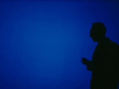Darkness Made Visible: Derek Jarman and Mark Bradford