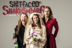 Shit-faced Shakespeare at Laugh Boston