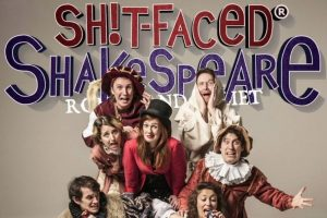 Shit-faced Shakespeare: Romeo and Juliet at Laugh Boston