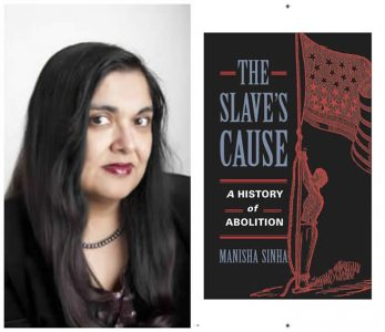 Annual Spriggs Lecture on Nantucket: Manisha Sinha
