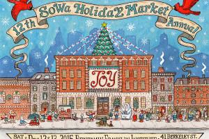 SoWa Holiday Market