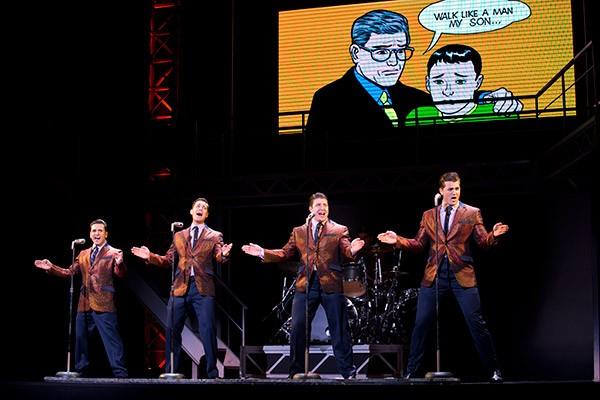 Jersey Boys presented by Lexus Broadway In Boston