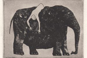 """E"" is for Elephants: The Etchings of Edward Gorey"
