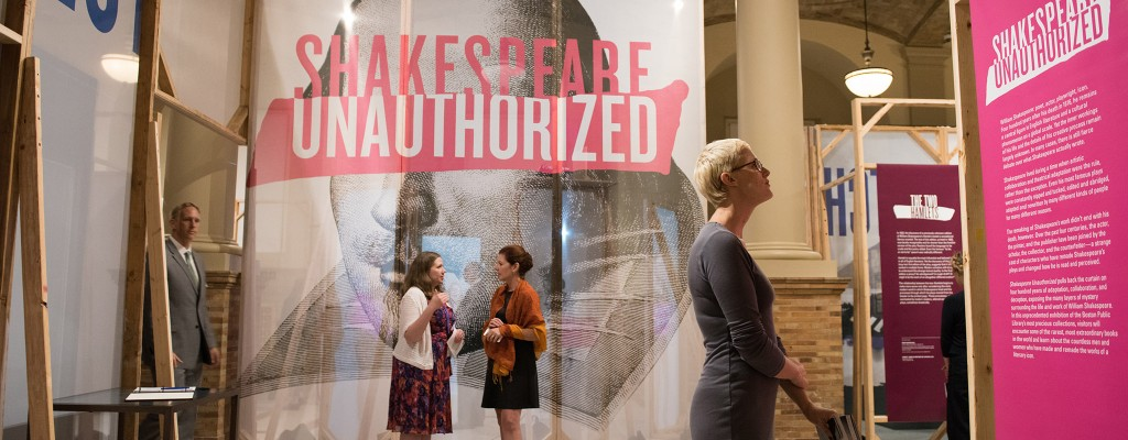 Shakespeare Unauthorized - Now Open!