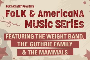 Folk & Americana Music Series