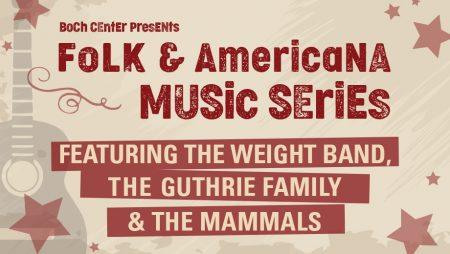 Folk & Americana Music Series
