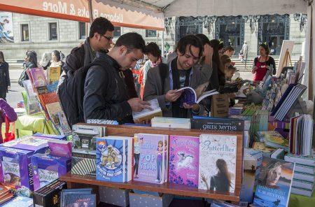 Boston Book Festival 2017