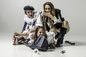 Sh!t-faced Shakespeare at The Rockwell