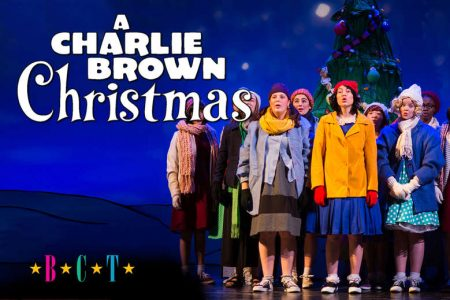 A Charlie Brown Christmas in Boston
