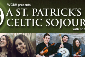 A St. Patrick's Day Celtic Sojourn with Brian O'Donovan (Cambridge)