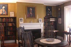 The Nichols House Museum