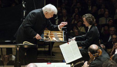 Boston Symphony Orchestra:   J.S. Bach, Beethoven, Bartók and Janáček