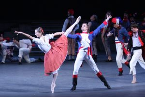 Bolshoi Ballet in HD: The Flames of Paris