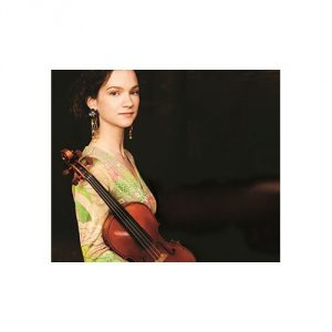 Gustavo Gimeno conducts Ligeti, Dvořák and Schumann featuring violinist Hilary Hahn