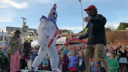 12th Annual What The Fluff? Festival