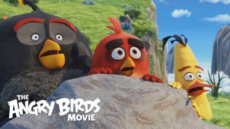 Mayor Walsh's Movie Night: The Angry Birds Movie
