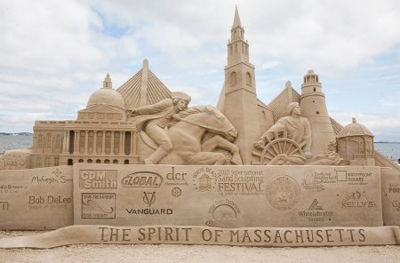 International Sand Sculpting Festival