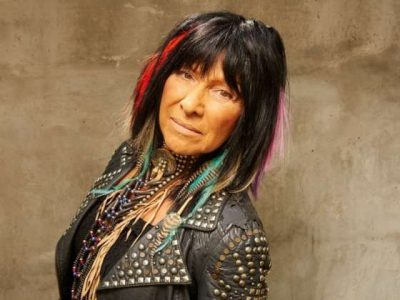 Concerts in the Courtyard: Buffy Sainte-Marie