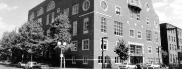 Boston Ballet Studios- Boston Location