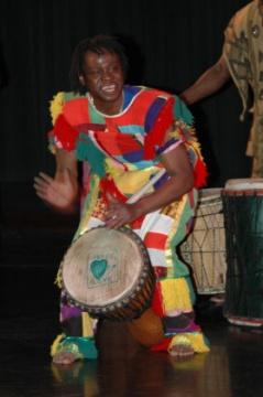 Benkadi Drum & Dance