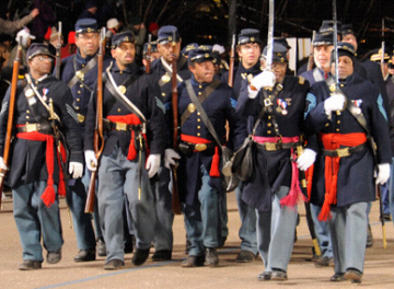 54th Mass Volunteer Infantry, Company 'A'