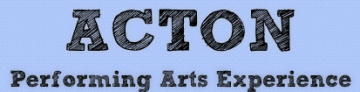 Acton Performing Arts Experience