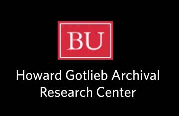 Howard Gotlieb Archival Research Center at Boston University