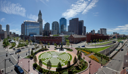 Armenian Heritage Park on the Greenway
