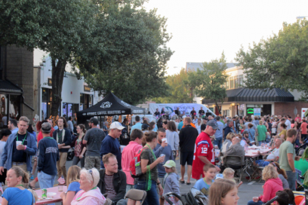 """""""THE BLOCK"""" Downtown Street Party"""