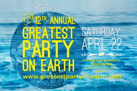 12th Annual Greatest Party On Earth