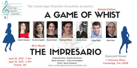 A Game of Whist/The Impresario