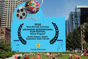 AIFF Kick-Off at The Rose Kennedy Greenway