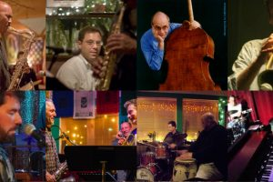 Acton Jazz Cafe 2nd Annual Reunion, at the CCA