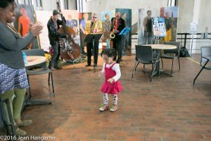 All Jazzed Up at City Hall – 4th annual IJD celebration