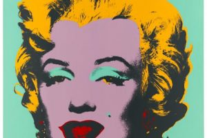 Art Study Center Open Hours: Andy Warhol's Marilyn Monroe Portfolio
