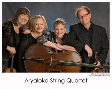 Aryaloka String Quartet