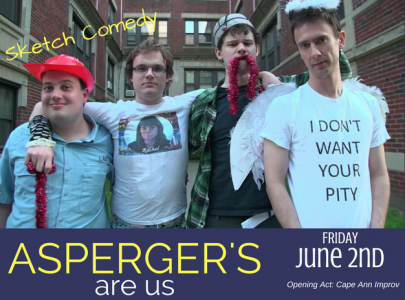 Asperger's Are us Comedy Troupe