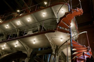 Atlas Obscura at the Waterworks Museum
