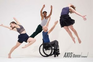 Axis Dance Company Public Performance