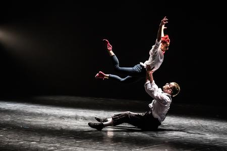 BJM / Les Ballets Jazz de Montréal