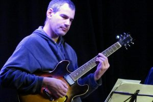 Ben Monder (Guitar) and Lewis Porter (Piano): An Evening of Music and Discussion
