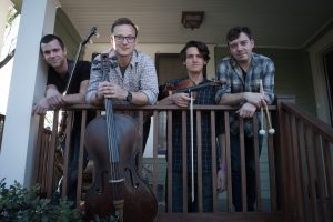 Ben Sollee and Kentucky Native