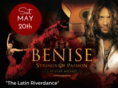 Benise: Strings of Passion - the Latin Riverdance