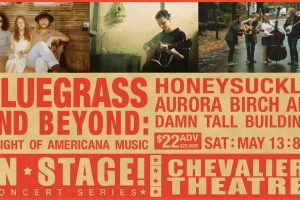 Bluegrass and Beyond: A Night of Americana Music