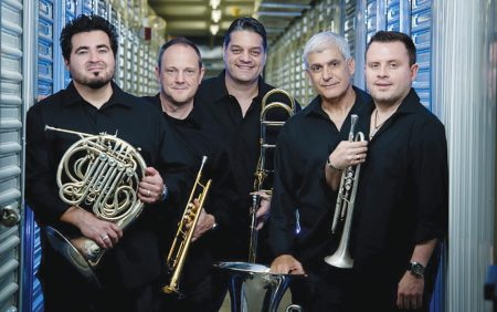 """Boston Brass: """"and the nominees are. . . """""""