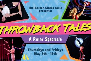 Throwback Tales: A Retro Spectacle