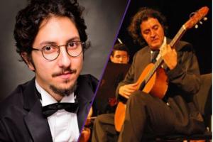 Boston GuitarFest Presents: Celil Refik Kaya and Senio Diaz