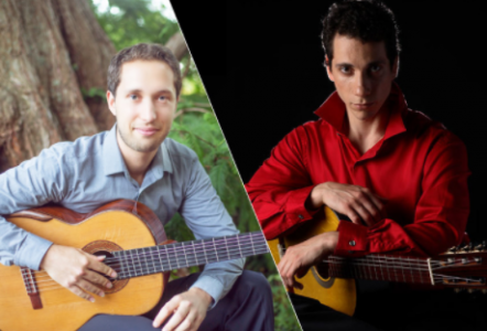 Boston GuitarFest Presents: Jérôme Mouffe and Grisha Goryachev